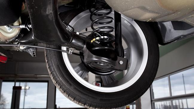 Elevar la suspensión también merma la estabilidad del coche
