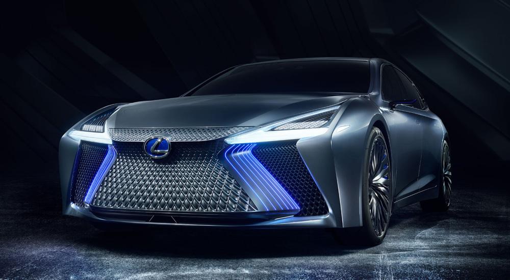Lexus Concept Sedan