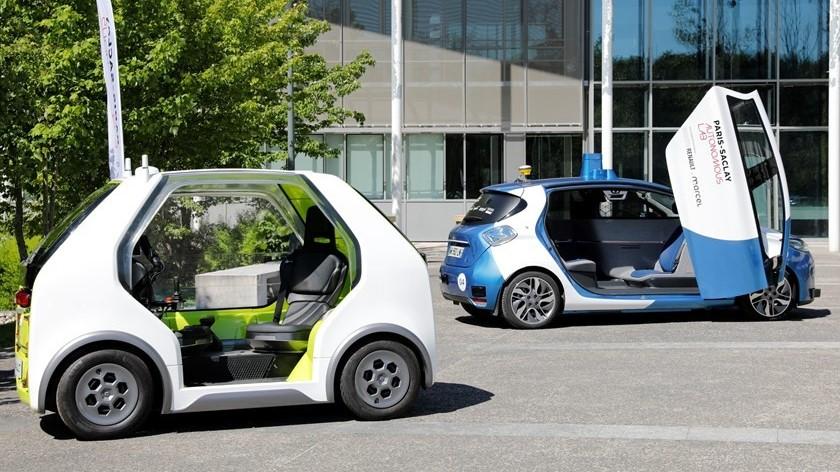 Renault desea evaluar cómo reaccionan los usuarios al servicio de taxis autónomos