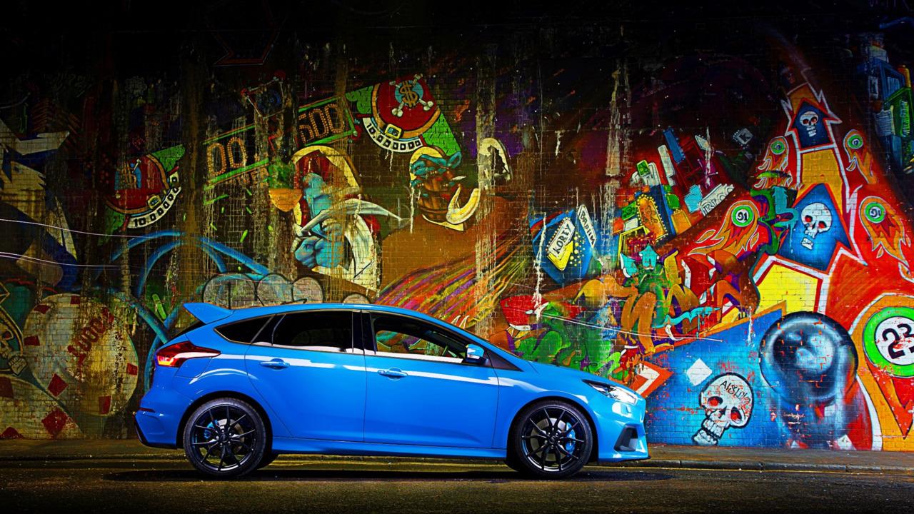 El Ford Focus RS podría competir en prestaciones con algunos superdeportivos
