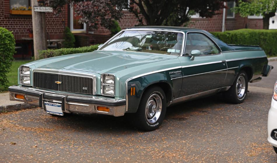 Chevrolet El Camino fue parte importante de la película