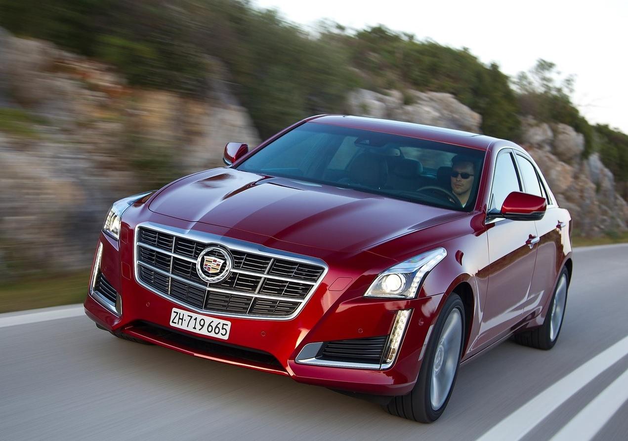 Autos que mas fallan en mexico Cadillac color rojo