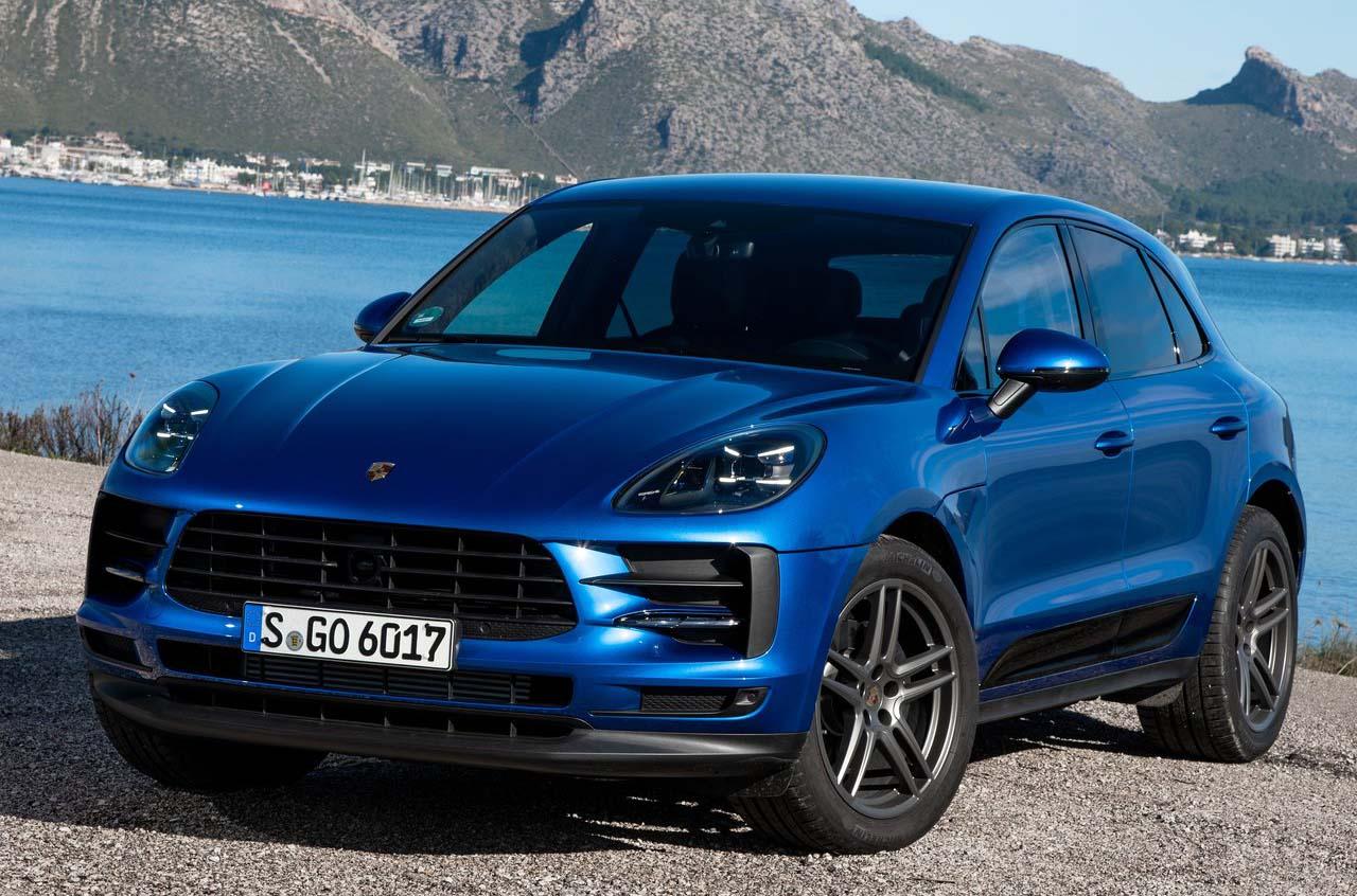Autos que menos se devaluan en 5 años Porsche Macan