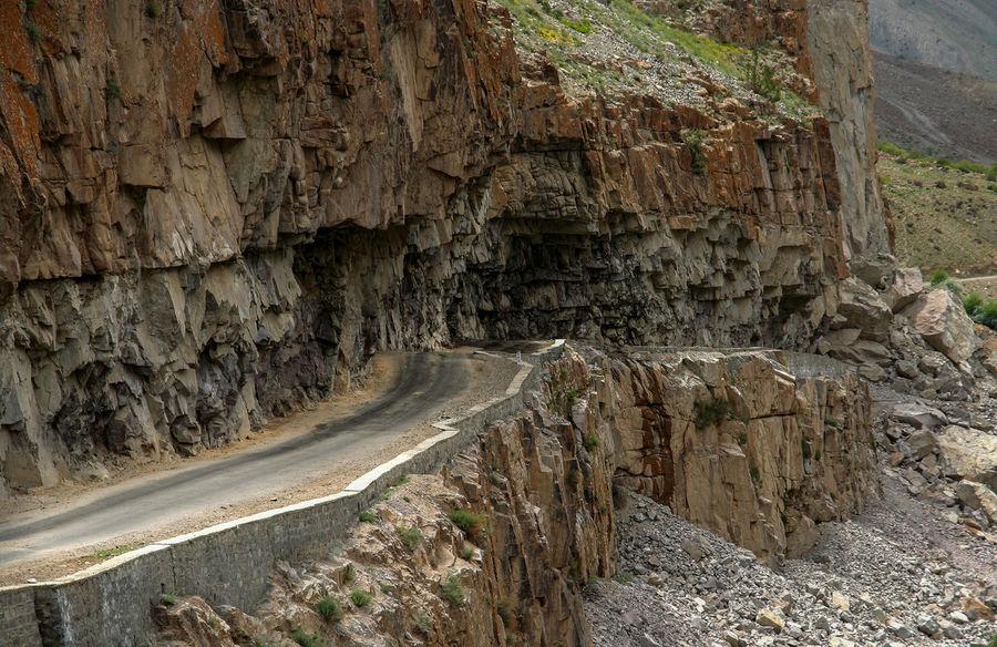 Las carreteras mas peligrosas del mundo Carretera de Karakórum en Pakistán