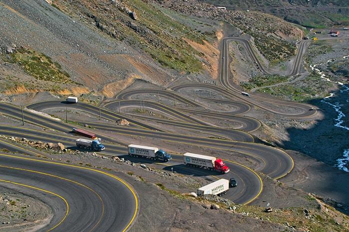 Las carreteras mas peligrosas del mundo Ruta Caracol