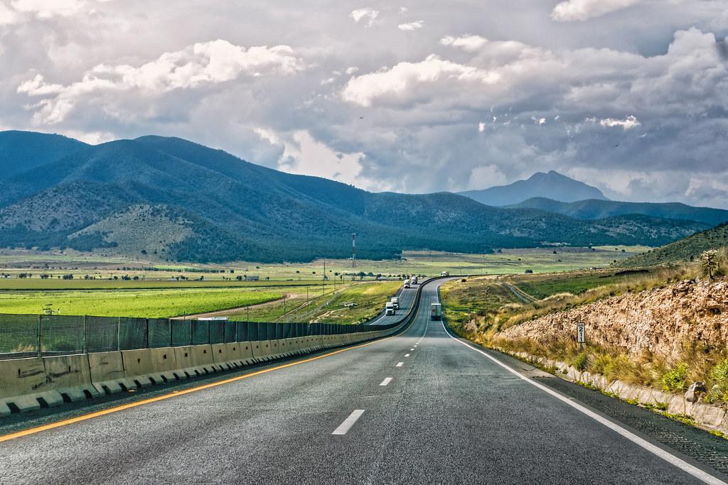 Las carreteras mas peligrosas del mundo Carretera de Matehuala a Monterrey