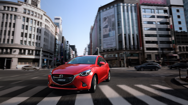 Mazda 2 Hatchback i Grand Touring 2019 resena ventajas desventajas