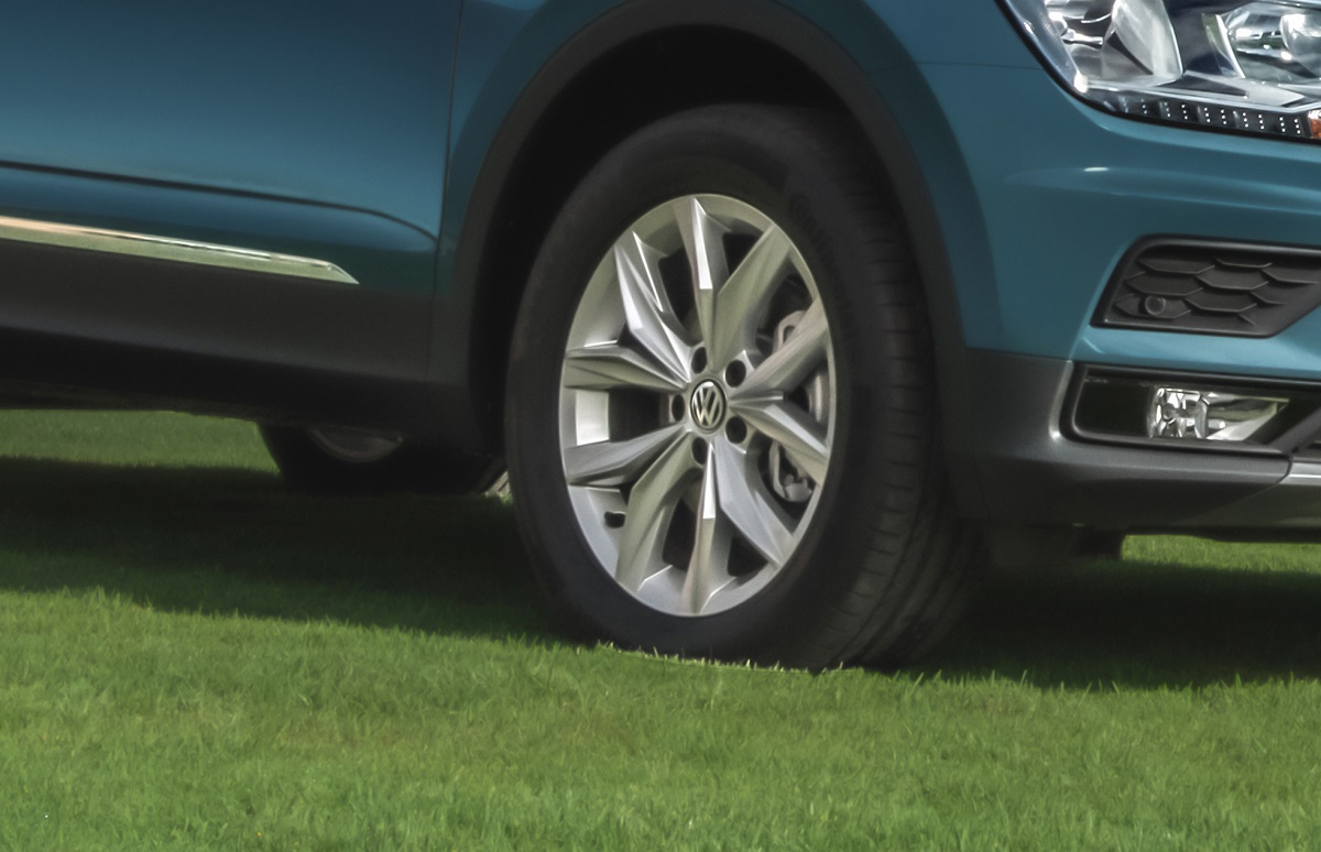 Volkswagen Tiguan Edición Limitada 2020 rines