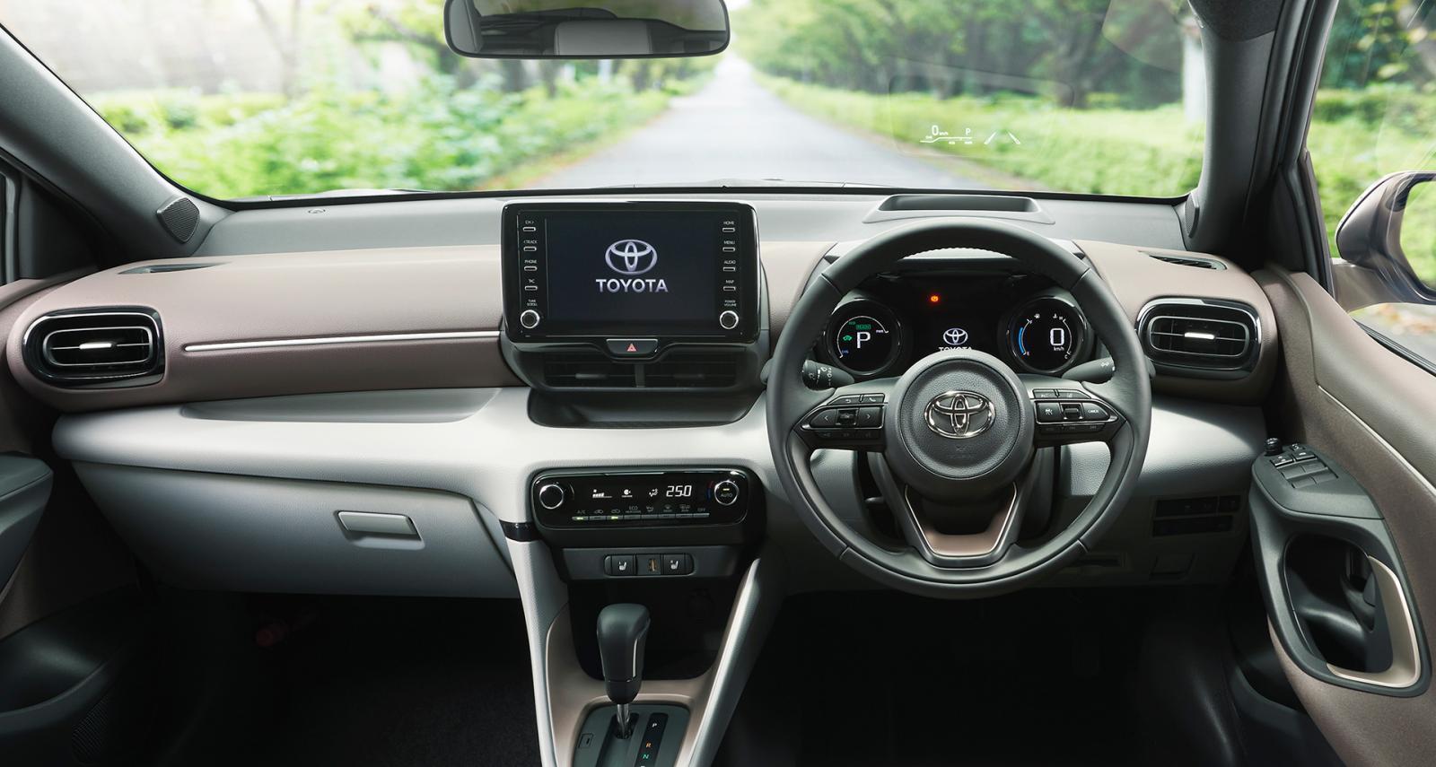 Toyota presentó el nuevo Yaris