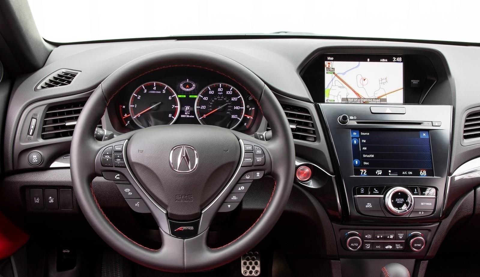 El Acura ILX A-Spec 2019 no responde de manera óptima a bajas revoluciones