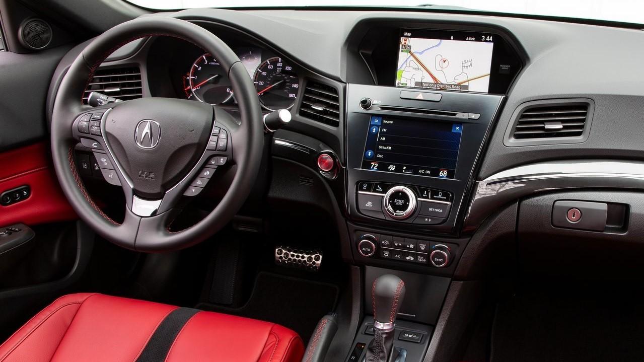 El Acura ILX A-Spec 2019 proyecta lujo y refinamiento en cabina