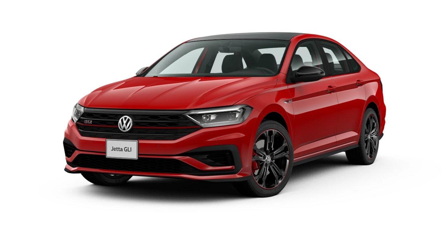 El Volkswagen Jetta GLI 2019 presume una estética más conservadora y mesurada
