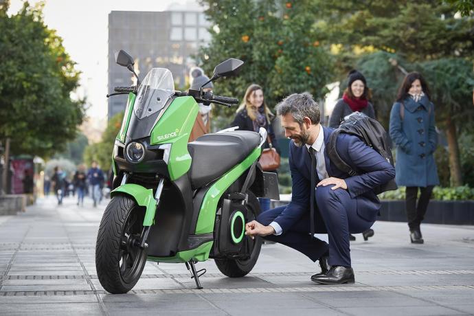 La motocicleta de SEAT se basará en una S01 de Silence