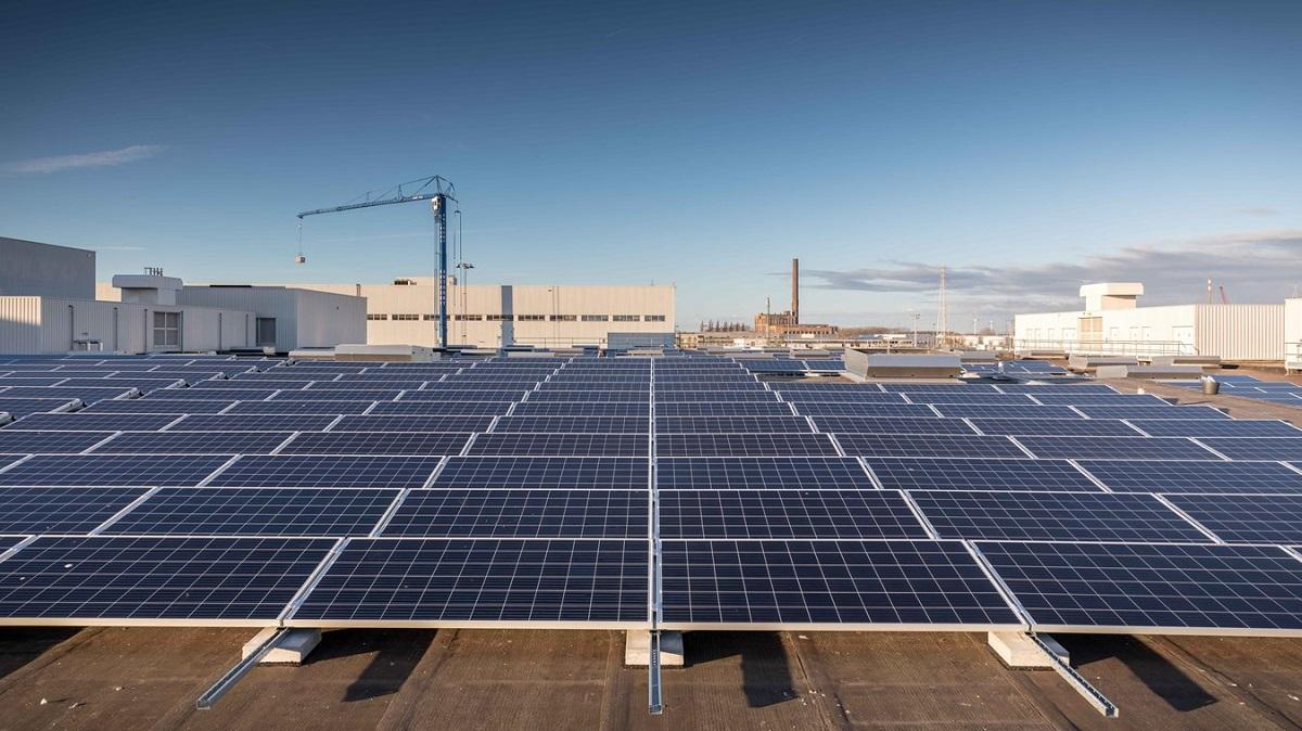 Volvo celdas solares