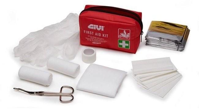 Accesorios para motociclistas kit de emergencia