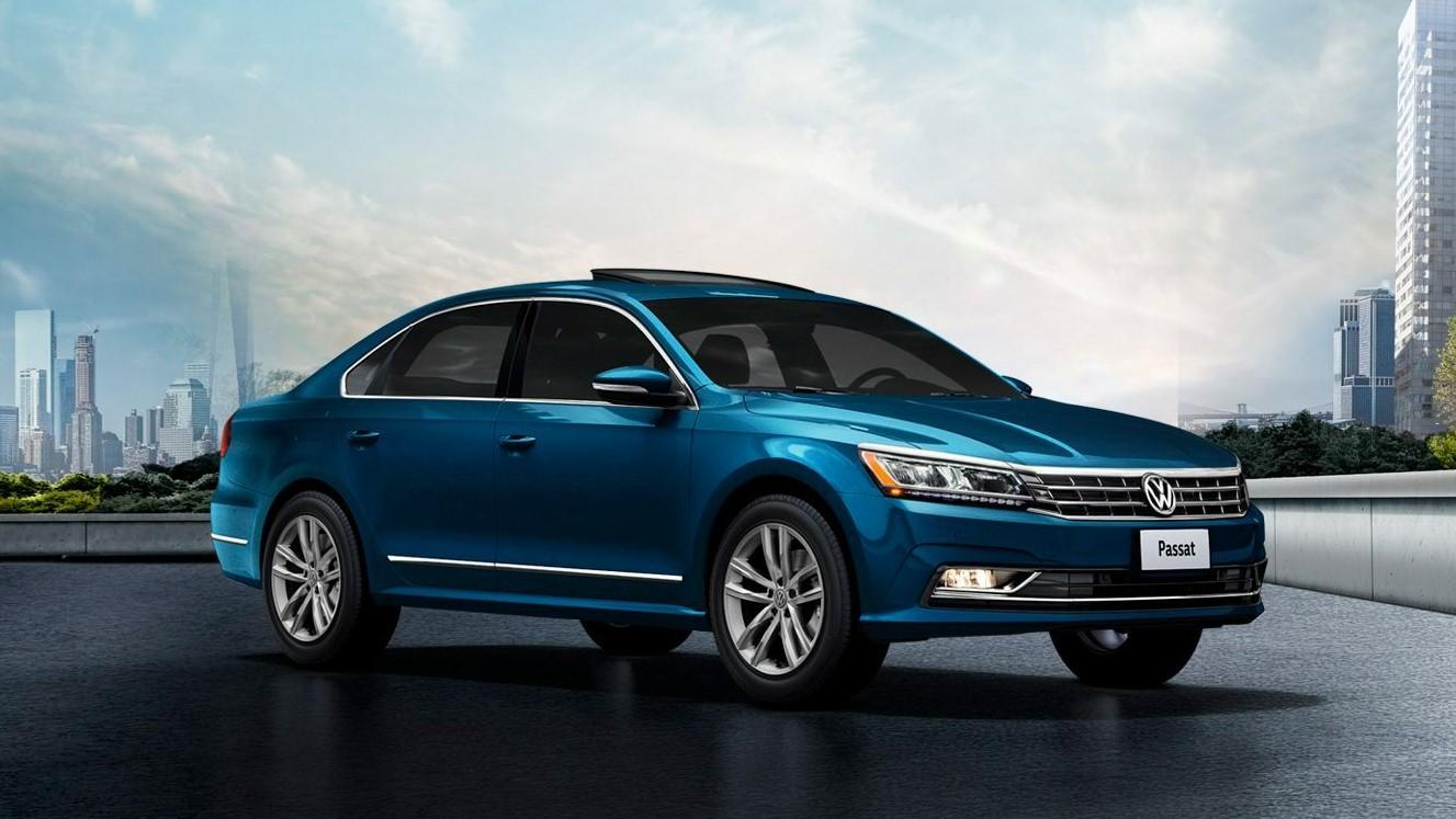 Volkswagen empleará su nueva planta para la producción del Passat
