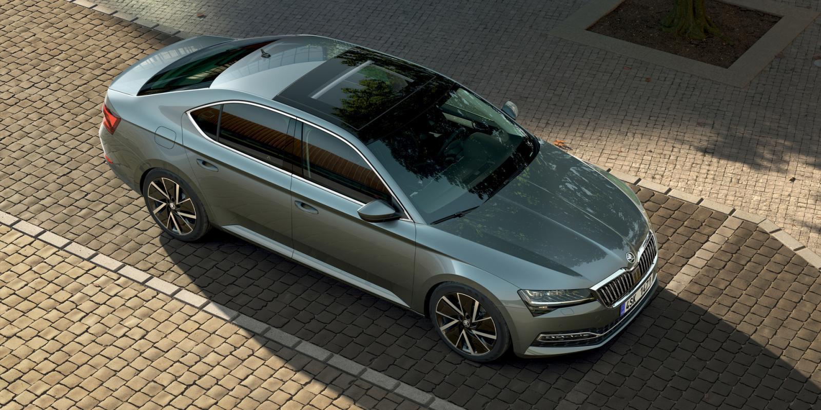 Las instalaciones también serán empleadas para llevar la producción del Škoda Superb