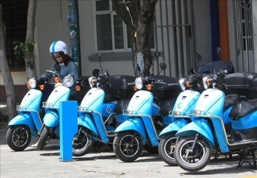 Motos electricas mexico