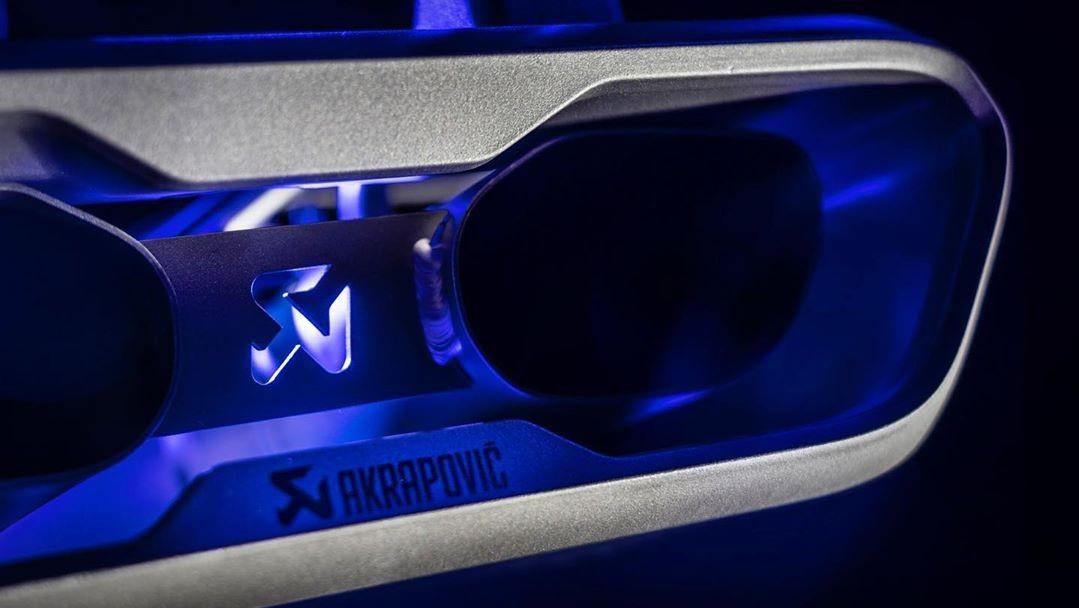 Akrapovič podría incursionar en otras áreas de la industria automotriz