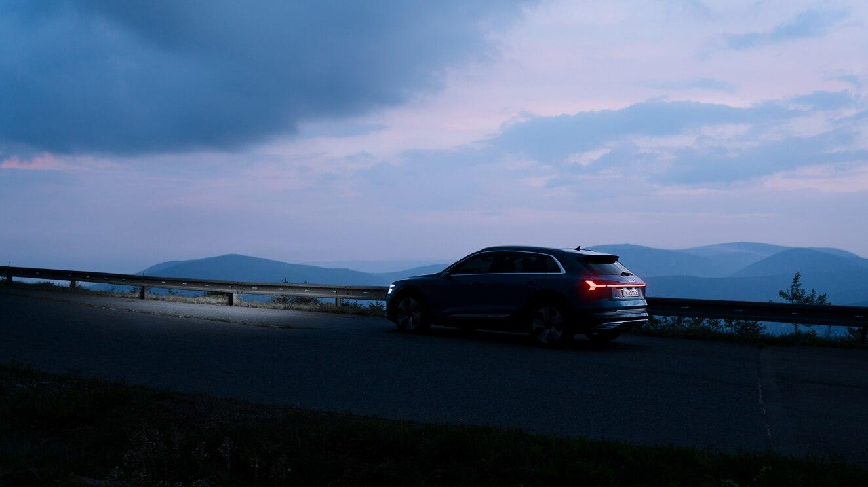 Audi e-Tron 55 Quattro 2020 resena ventajas desventajas