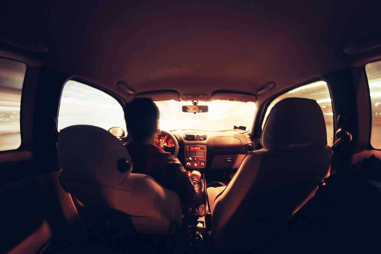 Conducir requiere que tu estado de ánimo esté calmado