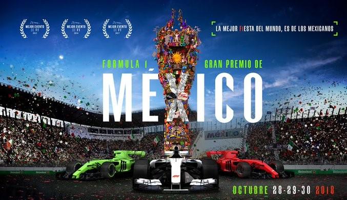El Gran Premio de México 2018 fue considerada como la mejor carrera del certamen el año pasado