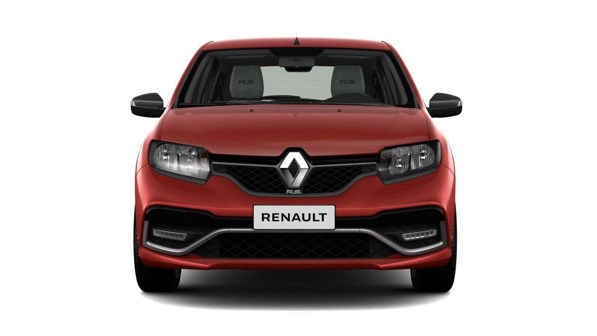 El Renault Sandero RS 2020 precio tiene algunos cambios