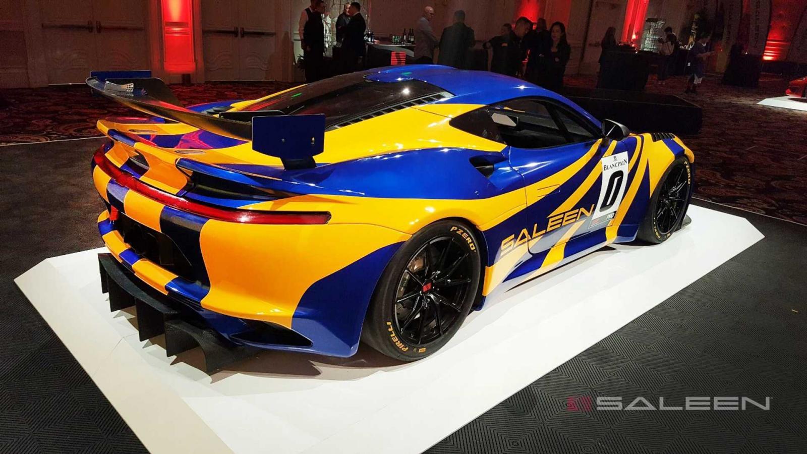 Saleen GT4 Concept 2020