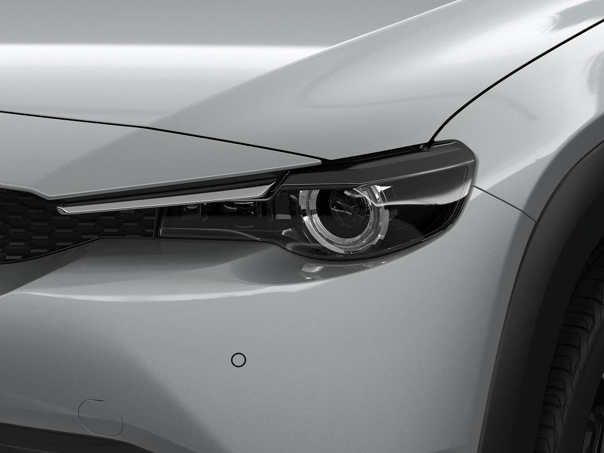 Mazda MX-30 faros