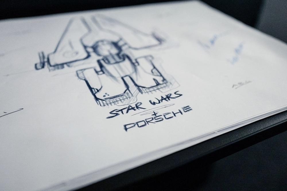 porsche-lucasfilm-nave-espacial