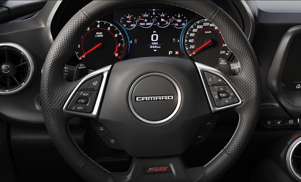 Camaro 2020 precio