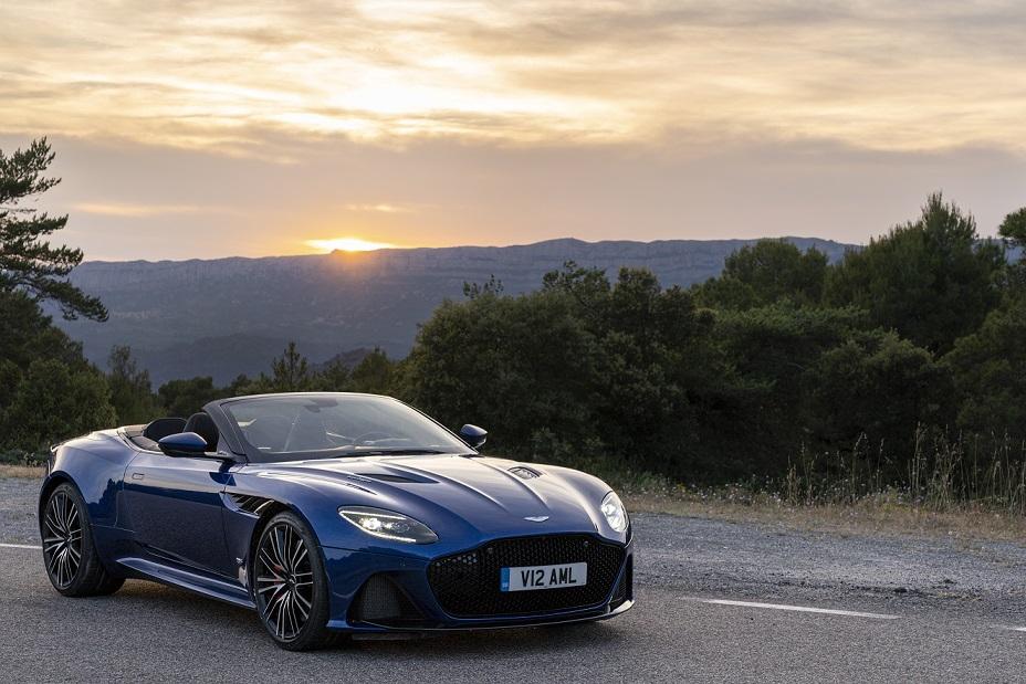 Aston Martin producirá su primera motocicleta