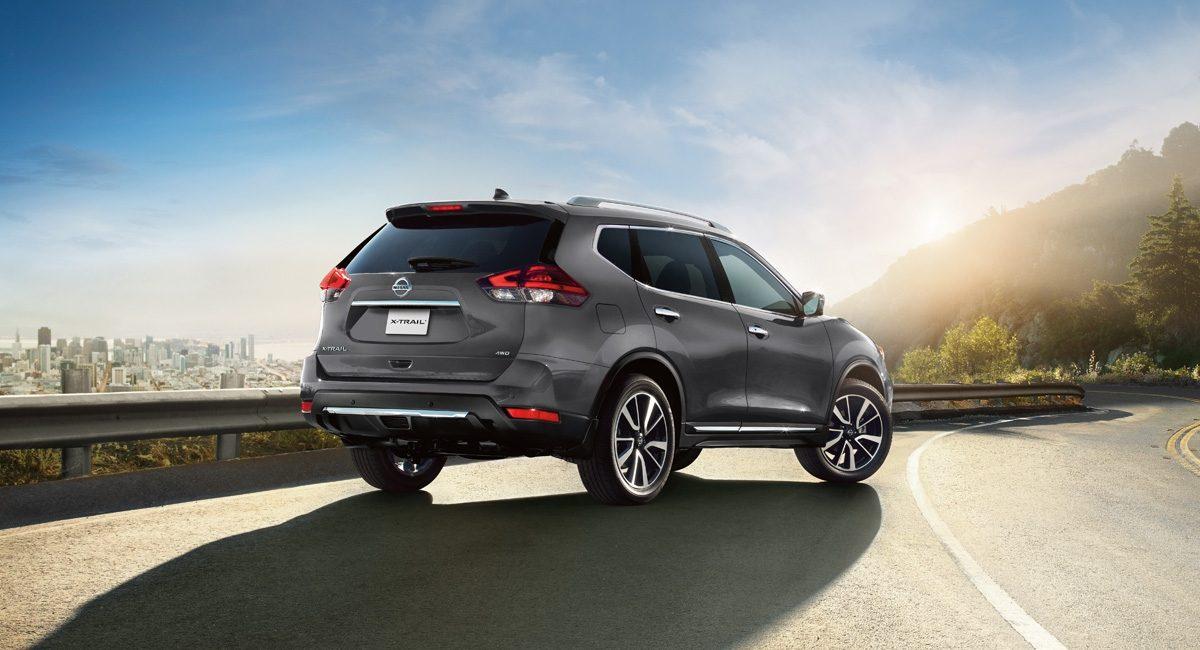 La Nissan X-Trail Exclusive 3 Filas 2020 no está orientada al manejo deportivo