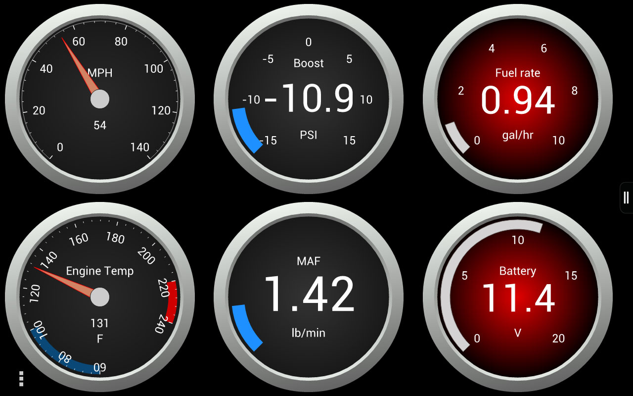 App para gasolina en Mexico OBD Fusion te ayuda a saber cuánta gasolina consumes