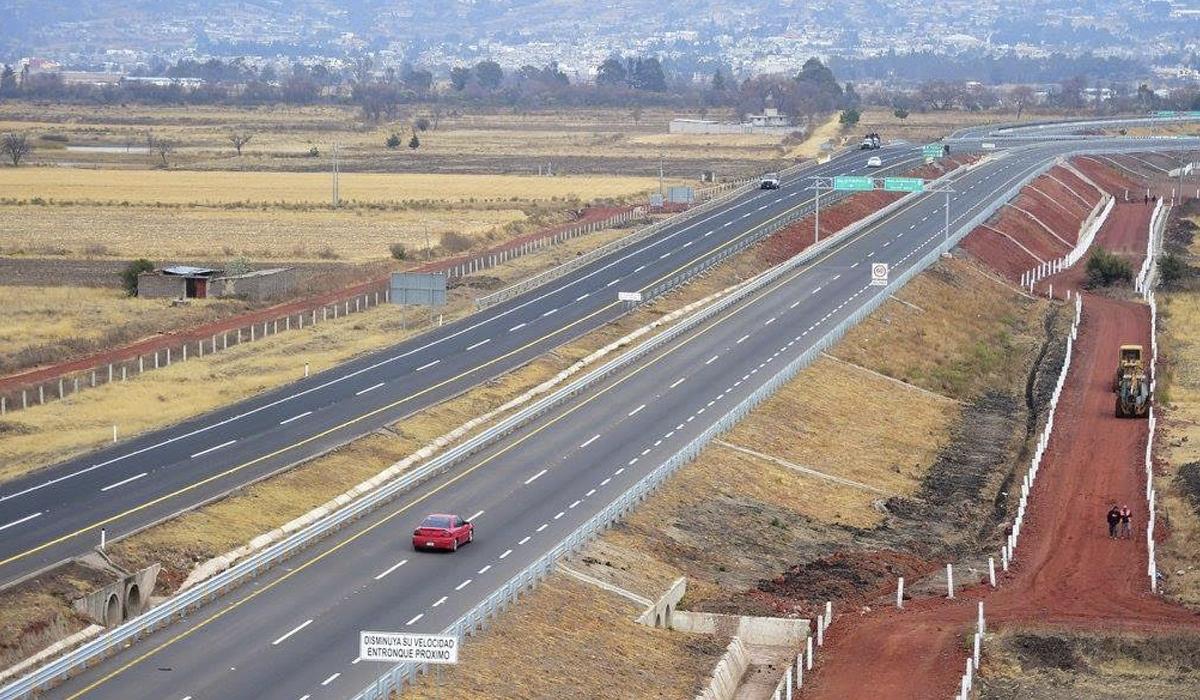 El costo por circular en algunas autopistas de México puede ser de varios cientos de pesos
