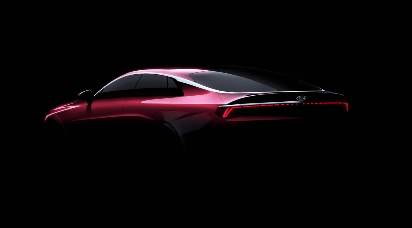 El Kia Optima 2021 tendrá transformación visual total