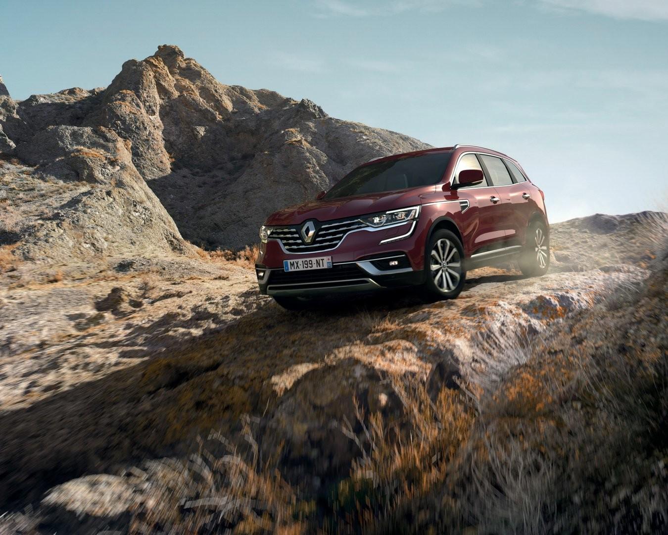 La Renault Koleos 2020 precio en México mantiene la misma motorización