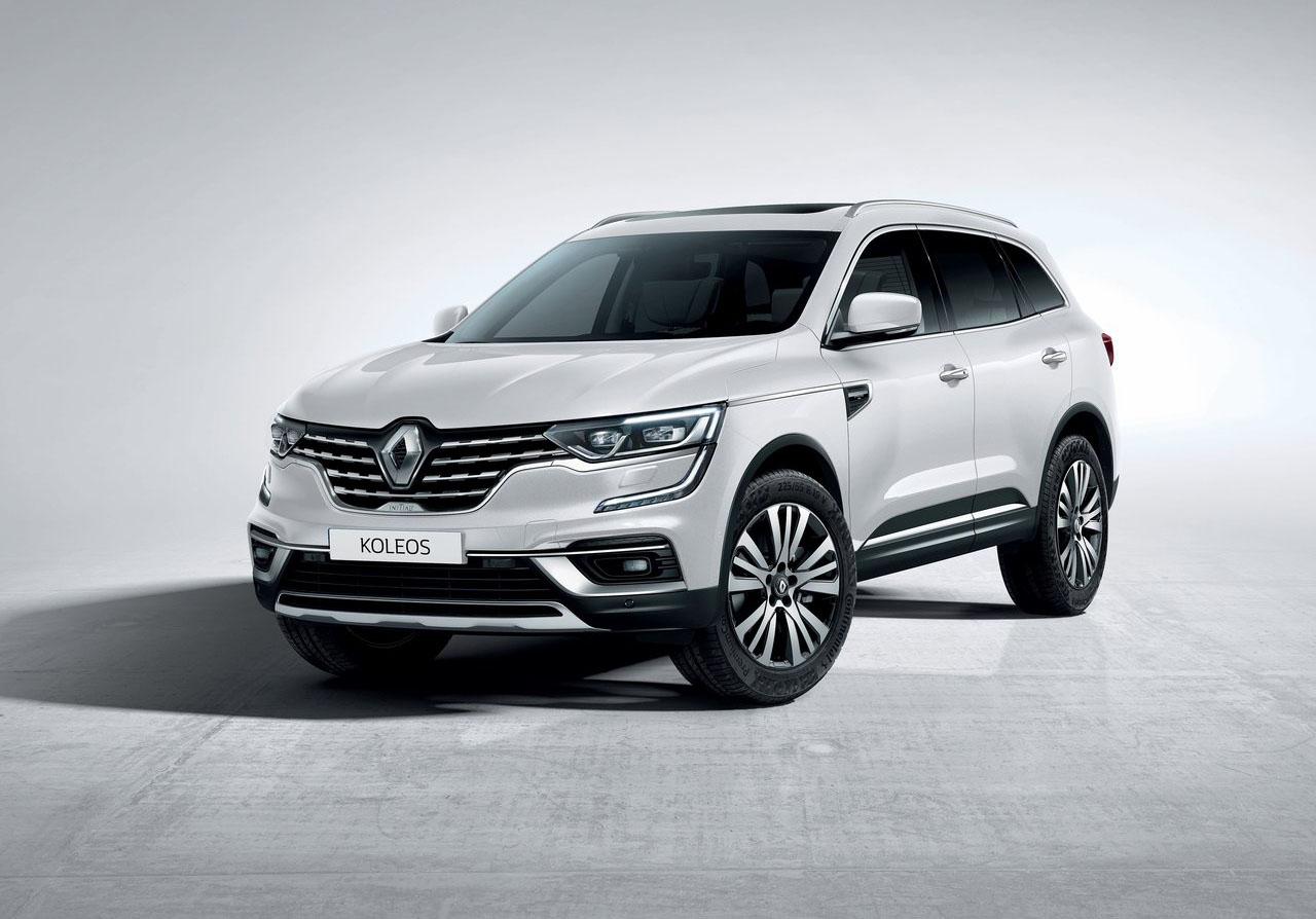 La Renault Koleos 2020 precio en México tiene sutiles cambios al frente