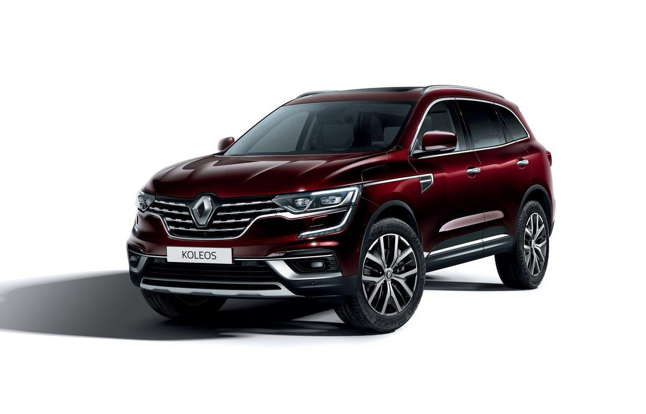 La Renault Koleos 2020 precio en México tiene ligeros cambios estéticos