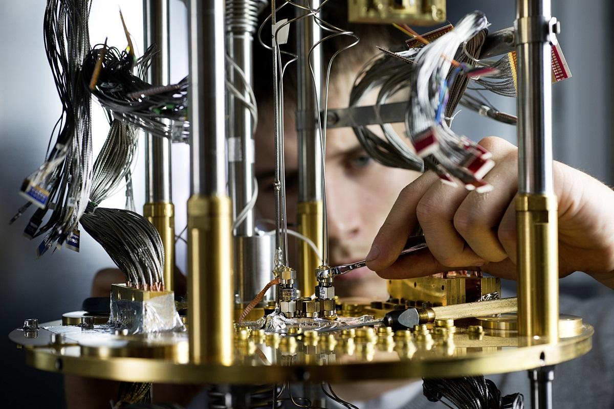 Computadora cuántica
