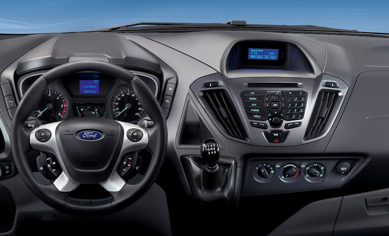 Ford Transit Custom 2020 precio en México