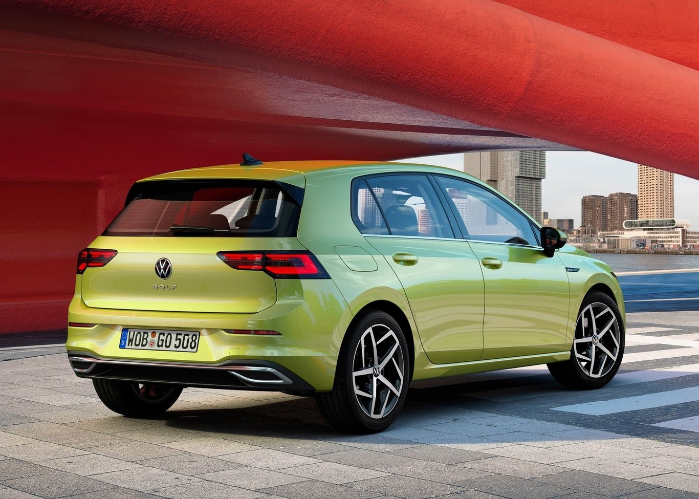 El Volkswagen Golf VIII estará muy bien equipado