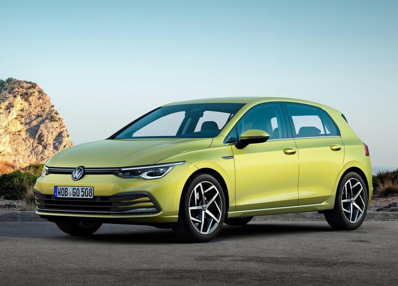El Volkswagen Golf VIII se venderá a Canadá