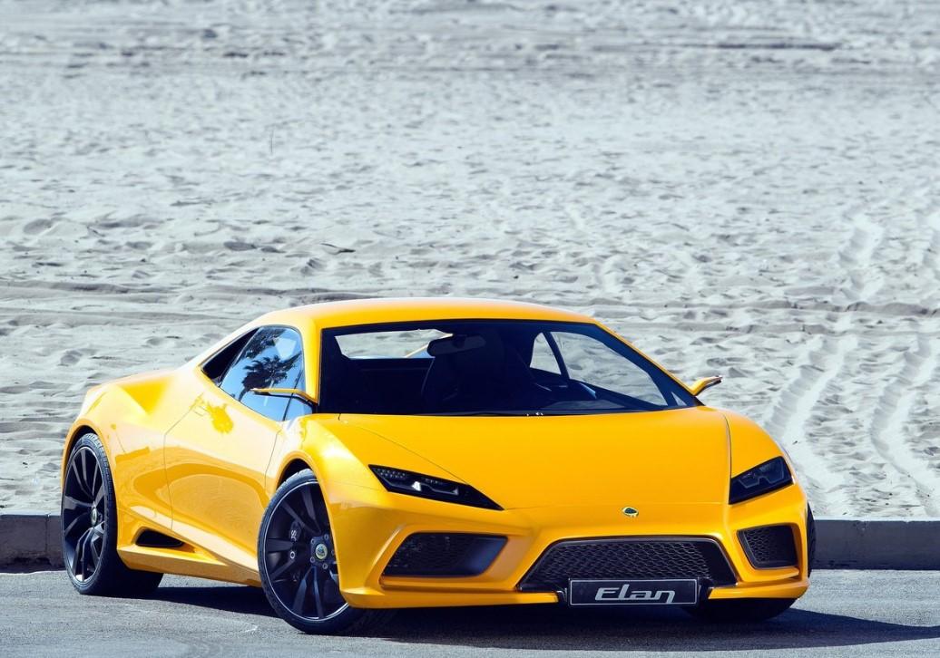 Lotus Elan Concept 2010
