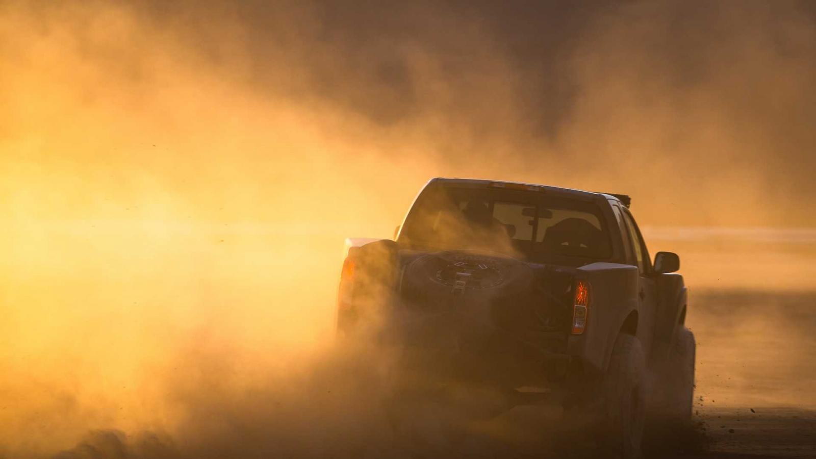 La Nissan Frontier Desert Runner presume un mejor desempeño en la experiencia off-road