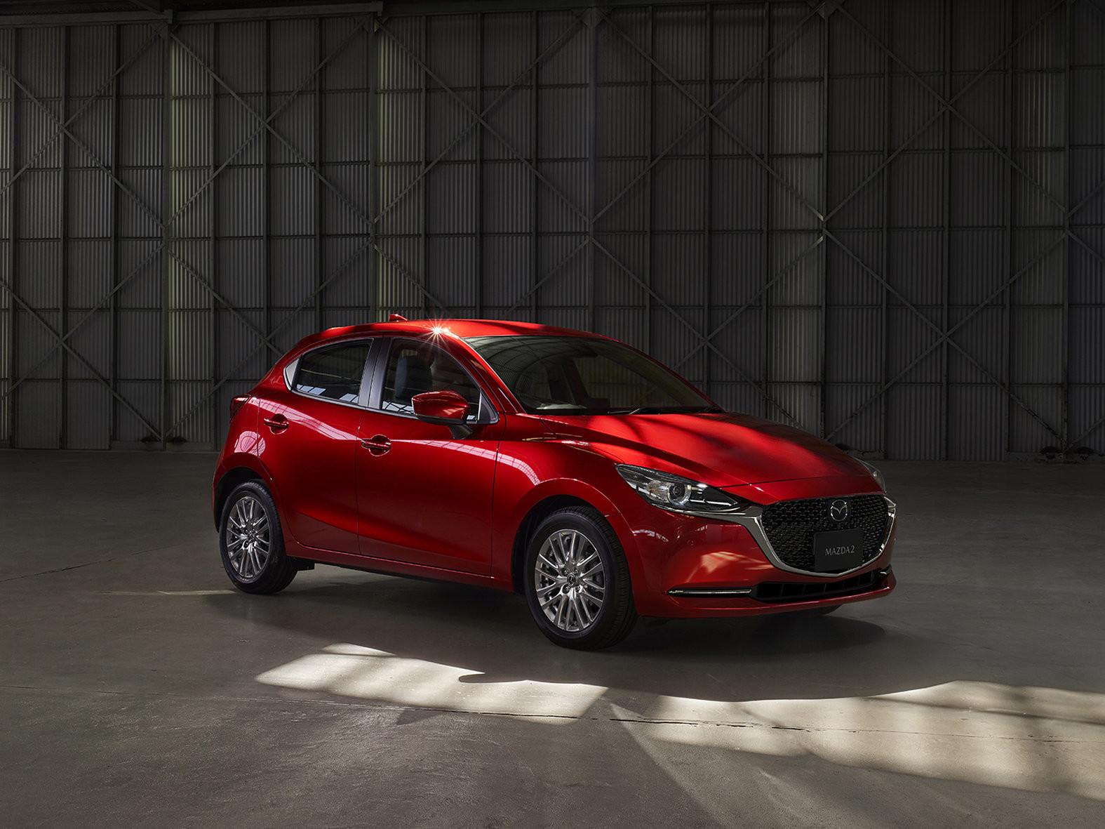 Mazda 2 2020 precio en México