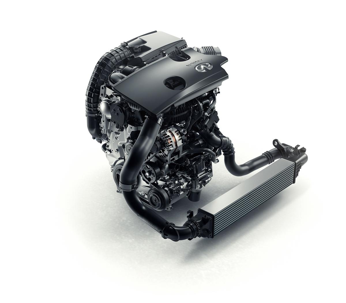 Motor VC-Turbo Infiniti