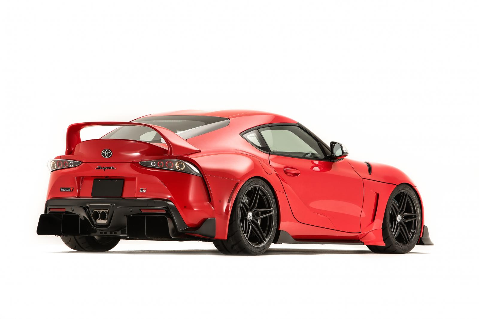 Toyota GR Supra Heritage Edition 2020