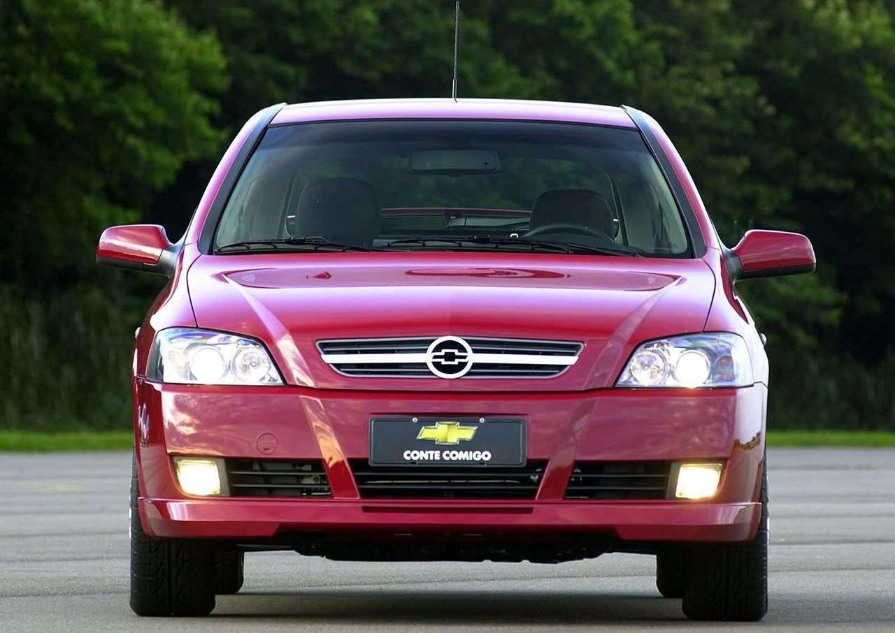 Autos descontinuados Chevrolet Astra