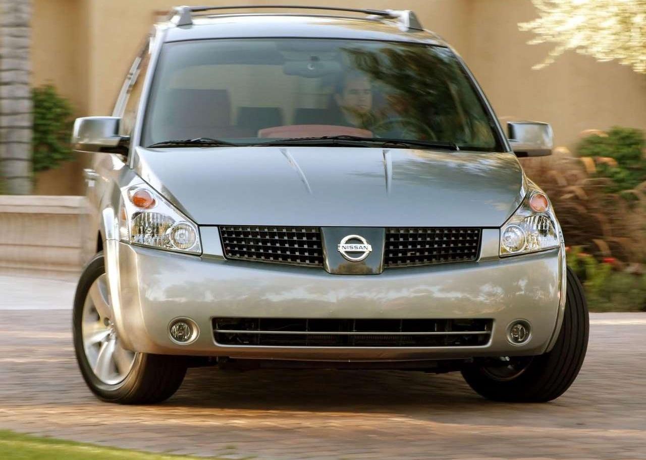 Autos descontinuados Nissan Quest
